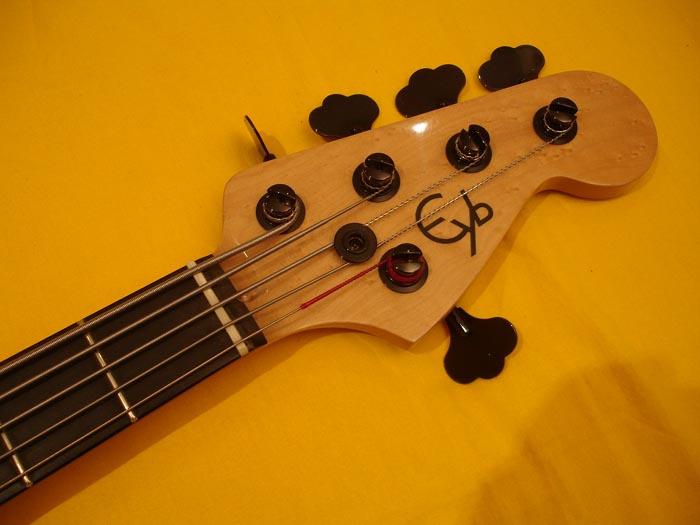 lubjuhn eyb 5 string jazz bass. Black Bedroom Furniture Sets. Home Design Ideas